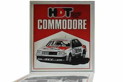Peter Brock Bar Mirror HDT Holden VB Commodore Marlboro Man Cave