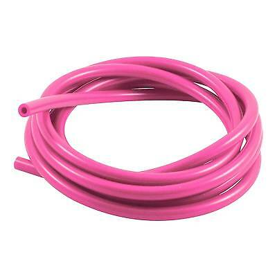 Samco Silicone Rubber Vacuum Tubing In Pink - 5mm Bore / 3m Length