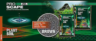 Proscape Soil Brown . Aquascaping 9L