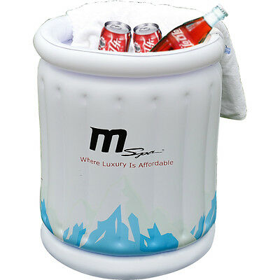 Hot Tub Jacuzzi Spa Can And Bottle Cooler