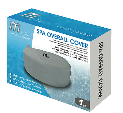 Hot Tub Jacuzzi Spa All Weather Covers - 2 Sizes