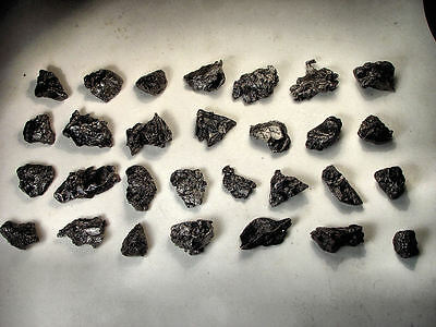 Dealer Lot! Highest Quality! Uruacu Meteorite Shattered Crystals 500 Grams