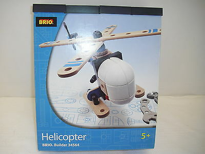BRIO Helicopter Holz 5+ J. Art:34564