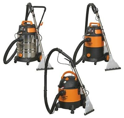 Upholstery Carpet Washer Cleaner - Car Valeting Vacuum Cleaning Shampoo Machine
