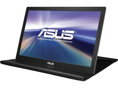 "ASUS MB169B+ 16"" (Actual size 15.6"") 16:9 Widescreen LED Backlight Full HD Porta"