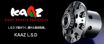 KAAZ DBV182 0 LSD VW & AUDI GOLF 4, Differential
