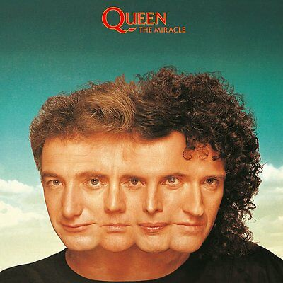 Queen - The Miracle (Remastered) - 180gram Vinyl LP *NEW & SEALED*
