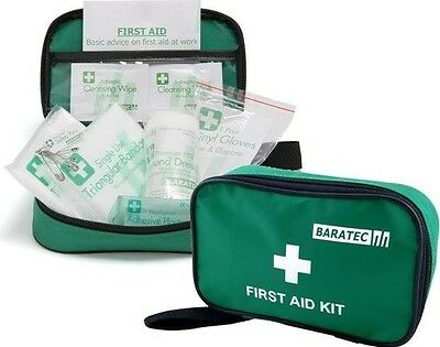 Blackrock 1 Person First Aid Kit Car Work Office Factory HSE Compliant 7401100