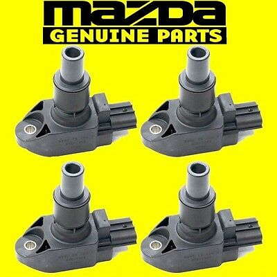 Genuine Oem Mazda Rx8 Rx-8 13B Rotary Ignition Coil Pack Set Kit Revision C