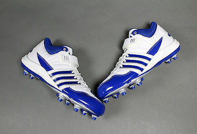 NEW adidas Brute Force 2 Mid D Lacrosse Cleats (Retail $89.99)