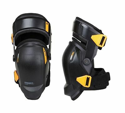 Professional Construction Knee Pads Work Pair Comfort Leg Foam Protector Safety