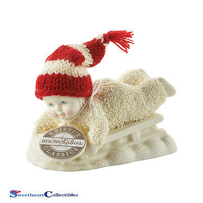 Department 56 Snowbabies 4050070 Hold On Tight  New 2015