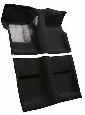Acc 65-68 Ford Mustang Coupe Molded Carpet Set W/ Correct Heel Pad  Made In Usa
