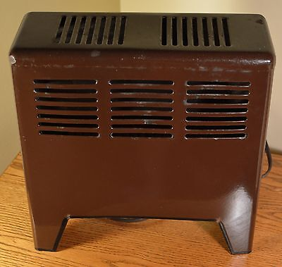 Armstrong No. 514 Electrical Mid Century Porcelain Heater in Working Condition!