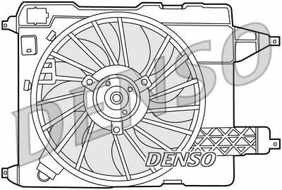 DER23002 Denso Engine Cooling Fan
