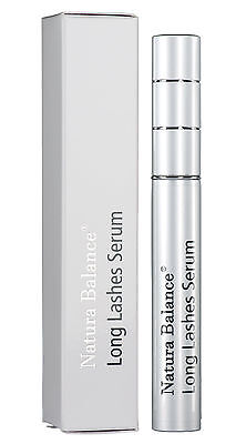 Wimpernserum 6 ml Long Lashes Power Booster Serum HORMONFREI Wimpern Lash Natura