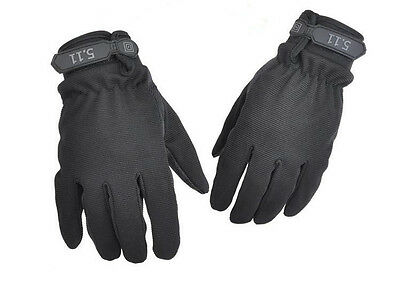 Tactical Anti-Slip Full Finger Outdoor Sport Military Hunting Riding Fish Gloves