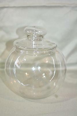 Apothecary Jar Candy Buffet Bar Jar Covered Glass Dish Wedding Party