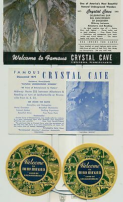 Caves & Caverns Postcards,Real Photo Cards,Advertising Cards+ Collection