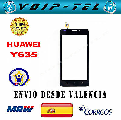 Pantalla Tactil Digitalizador Huawei Ascend Y635 Touch Display Negro