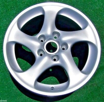 PERFECT Genuine OEM Factory Porsche 911 996 FRONT 18 inch Turbo M415 WHEEL 67260
