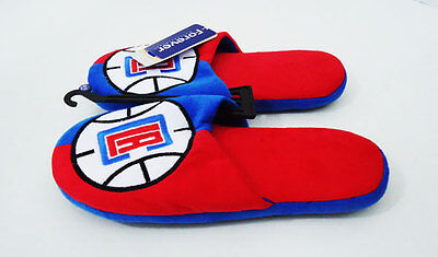 Los Angeles Clippers NEW Slippers NBA Basketball Mens 11-12 LA