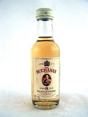 Miniature @ 1975 THE BUCHANAN 8YO Scotch Whisky Isle of Wine