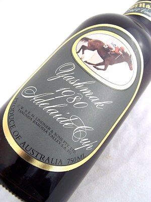 1977 Vintage Horse Port YASHMAK 1980 ADELAIDE CUP SERIES 1 FREE Isle of Wine