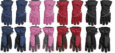 Handschuh Fingerhandschuh Playshoes Polyester Wattiert Warm Winter