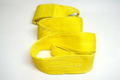 Lifting Sling Tow Strap Eye and Eye EEF-2-904 X 16' 12,800 lbs