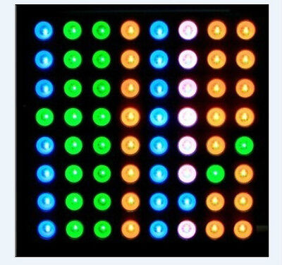 New RGB Full Color Dot Matrix LED 8x8 Display 60x60mm