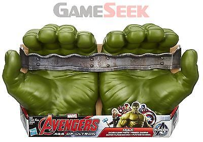 Marvel Avengers Age Of Ultron Hulk Fists