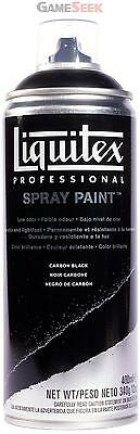 Liquitex Professional Spray Paint 400 Ml Carbon Black