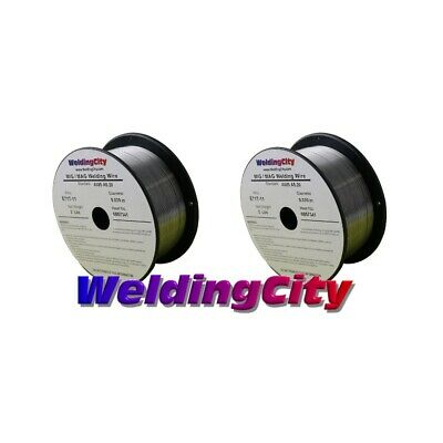 "WeldingCity Gasless Flux-Cored MIG Welding Wire E71T-11 .030"" 0.8mm 2-lb 