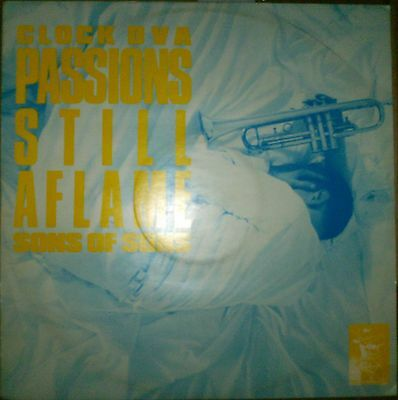 CLOCK DVA - Passions Still Aflame UK 12""