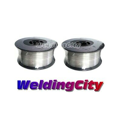 "WeldingCity Stainless 308L MIG Welding Wire ER308L .023"" (0.6mm) 2-lb Roll 