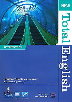 Longman NEW TOTAL ENGLISH Elementary Students' Book with ActiveBook @NEW@
