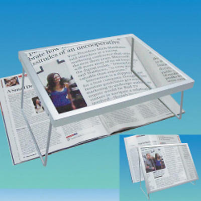 A4 Sheet Magnifier with Stand