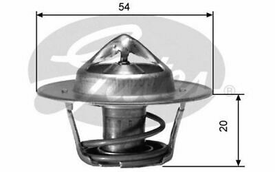 GATES Thermostat 91°C TH00191 Für Ford Cadillac Chevrolet Mustang Seville