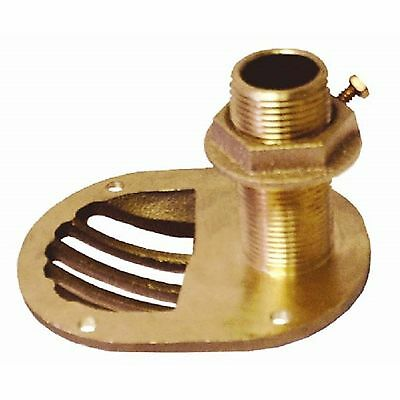 1 in. Groco Hi-Speed Strainer with Nut