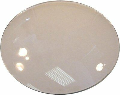 """Round convex concave clock glass. 2mm thick. Many Sizes 2"""" 4"""" 5"""" 6"""" 7"""" etc"""