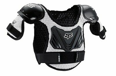 New Fox Racing Peewee Kids Titan MX/Off-Road Roost Deflector/Chest Protector