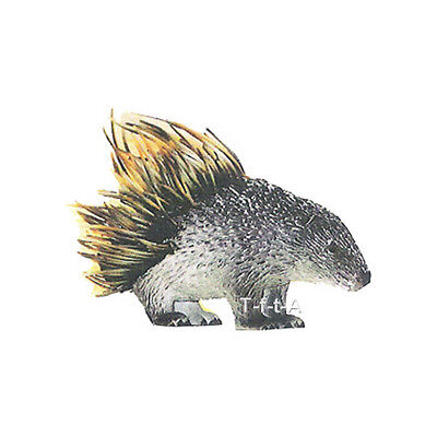 FREE SHIPPING | AAA 53000 Baby Porcupine Wild Animal Figurine - New in Package