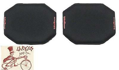 Vision Deluxe Molded Pads For Bicycle Aerobar