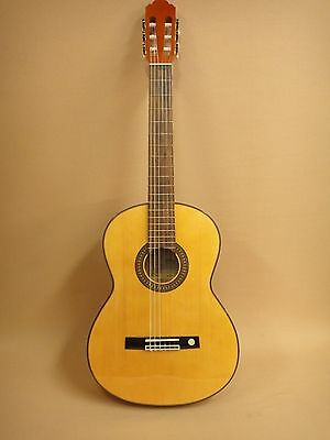 Miguel Almiera 20F Special All-Spruce Classical Guitar + Gig Bag + Strings