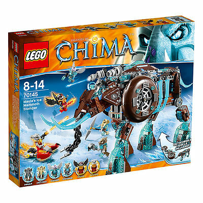 LEGO® Legends of Chima™ 70145 Maulas Eismammuth NEU NEW OVP (B-Ware)