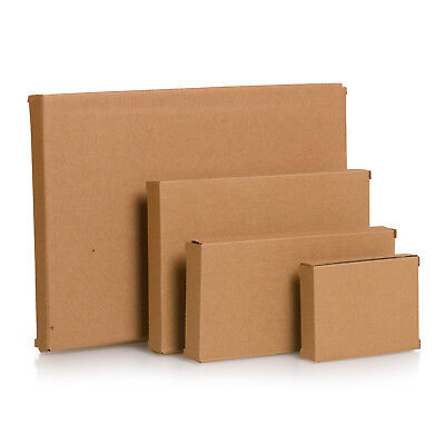 A4 A5 DL Postage Boxes PIP Large Letter Royal Mail Cardboard Mailing Box for PPI