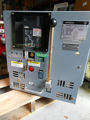 westinghouse Cutler Hammer DS-206 air circuit breaker S56LSIG 1yr Warranty!