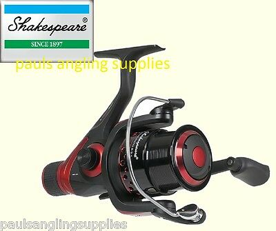 Shakespeare Sigma Supra  Match / Float Fishing Reel 030 RD  Carp Match