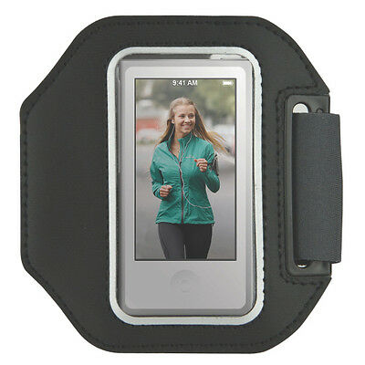 Gecko Sports Armband for Nano 7 - Black  GG800257 RRP $19.95